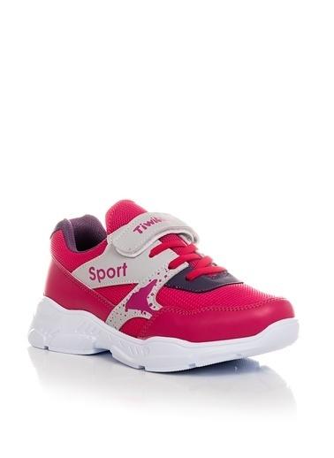 Tonny Black Fuşya Çocuk Spor Ayakkabı Tbz02 Fuşya